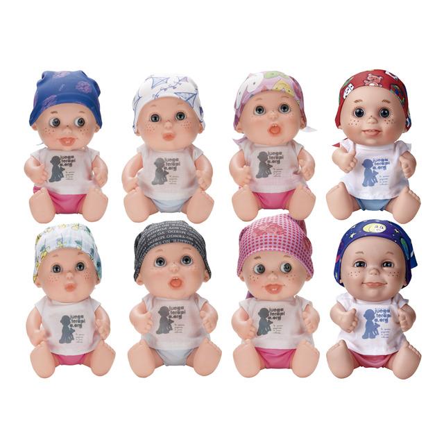 Baby Pelones regalo solidario