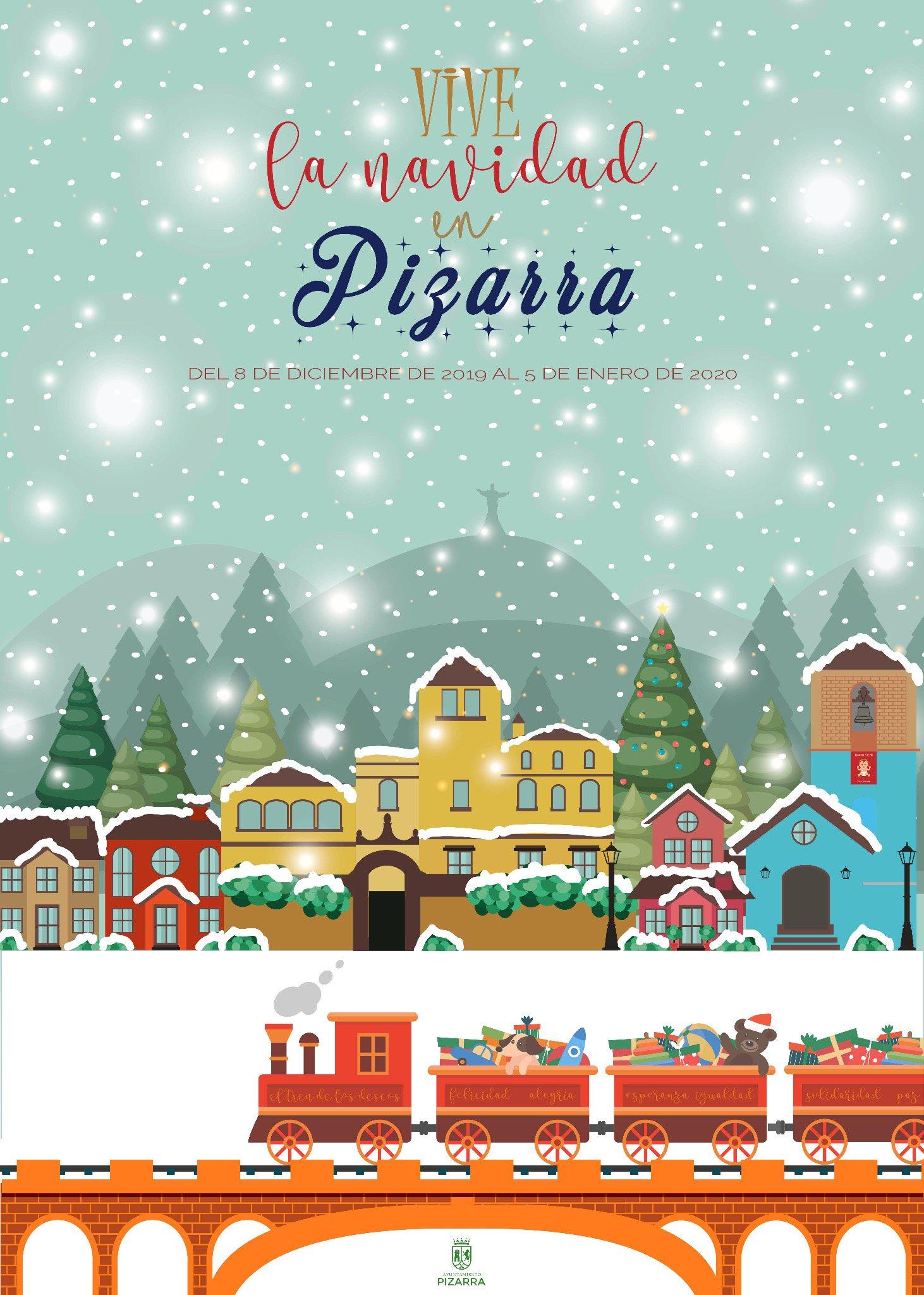 Actividades de Navidad en Pizarra