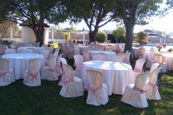 Alquiler de sillas para eventos en malaga