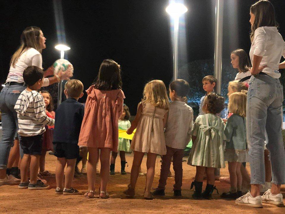 Animación Infantil en boda Málaga