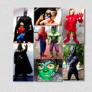 Animación Superhéroes con Koky Animaciones.