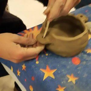 Arqueocumples- taller de cerámica