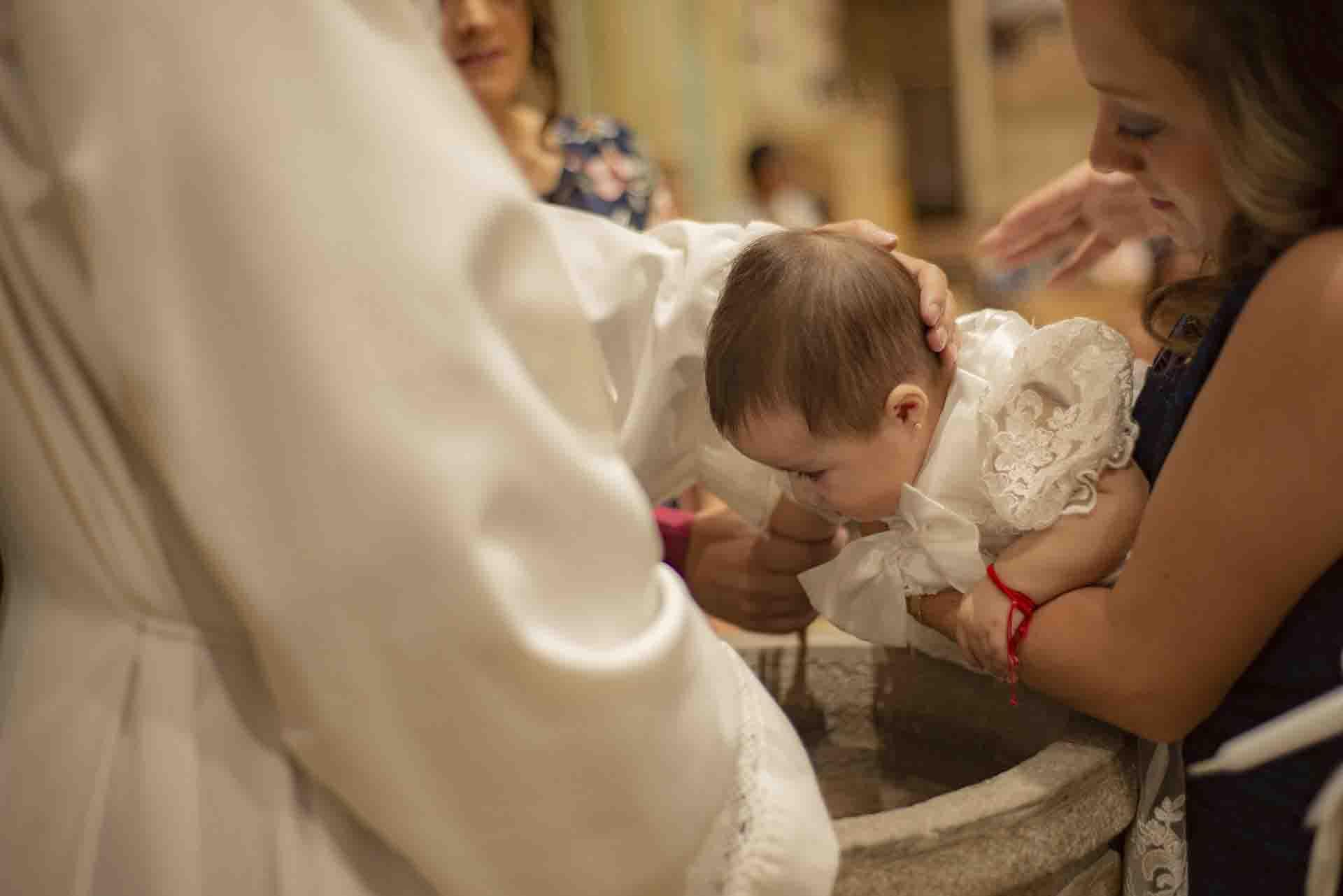 Cómo celebrar un bautizo con éxito