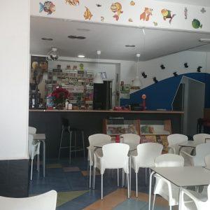 Cumpleaños infantiles en Cafetería Nemo de Benalmádena.