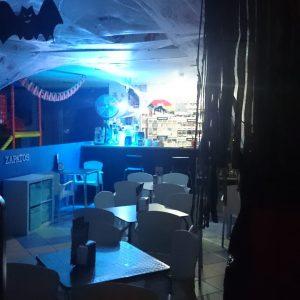 Fiesta de Halloween Cafetería Nemo.