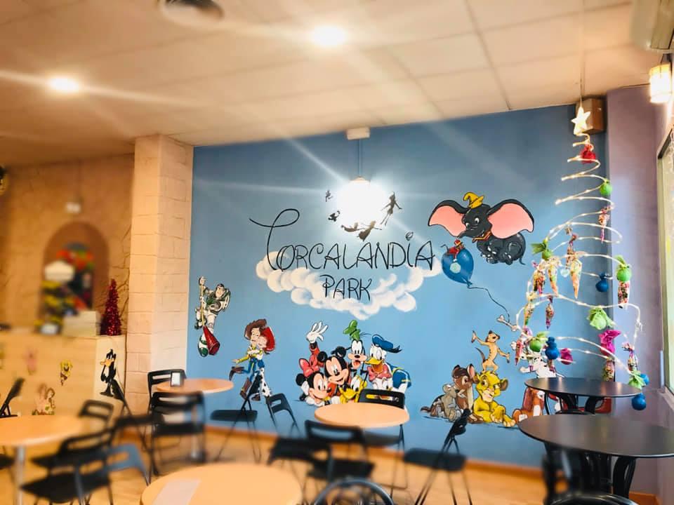 Cafetería de Torcalandia Park