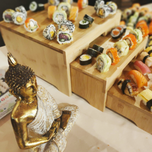 Catering Sushi para eventos