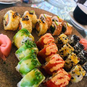 Catering de Sushi en Málaga para fiestas