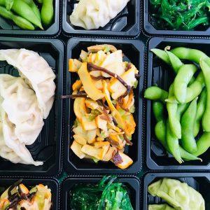 Catering de Sushi para fiestas y celebraciones.