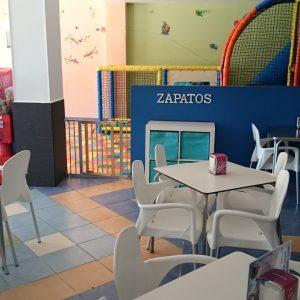 Instalaciones Cafetería Nemo de Benalmádena.