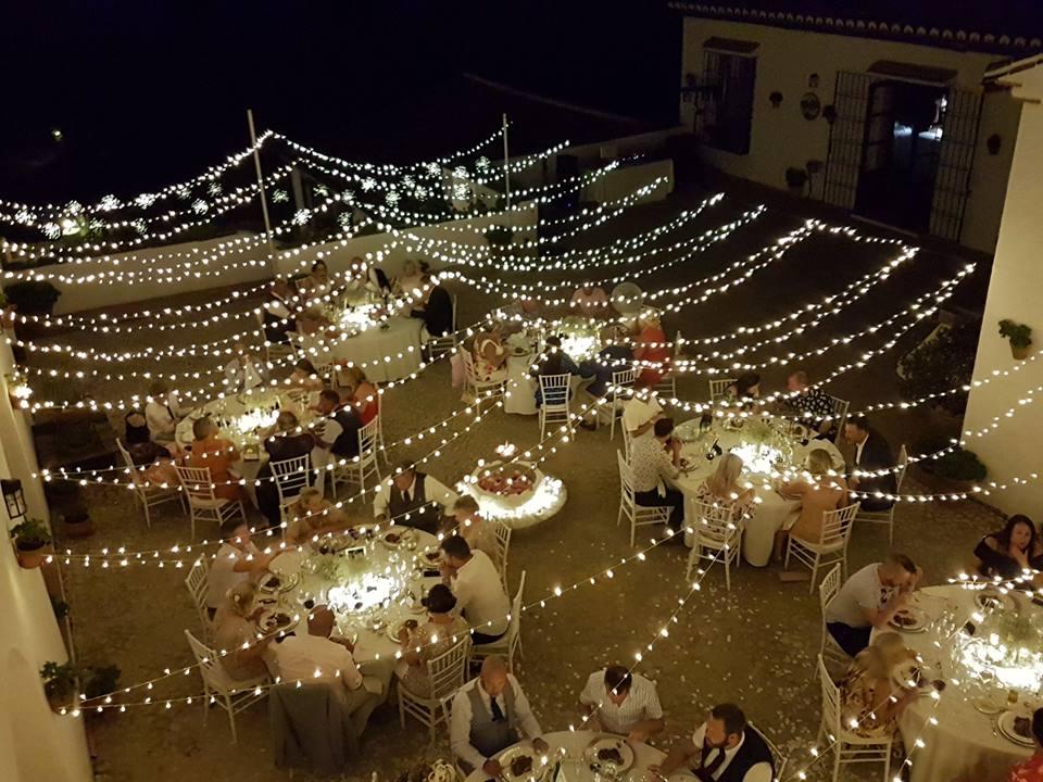 Celebración en Hotel Fuente del Sol.