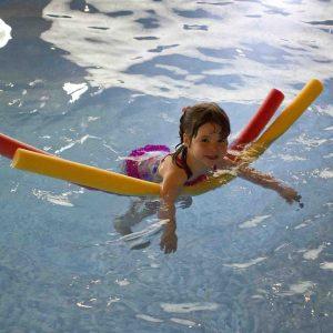 Actividades infantiles en Inacua.