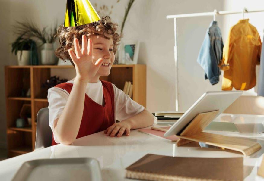 Cumpleaños virtual animación infantil