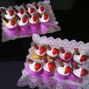 Cupcakes para celebracionesy eventos en Málaga.