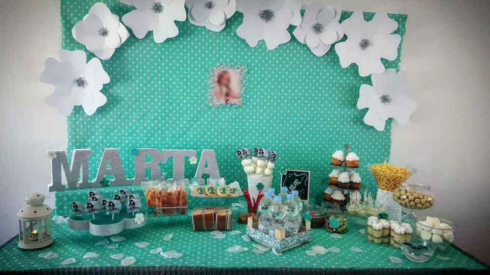 Decoración y mesas dulces Fuengirola