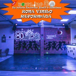 Discoteca en Bowling 80 Bolera de Teatinos