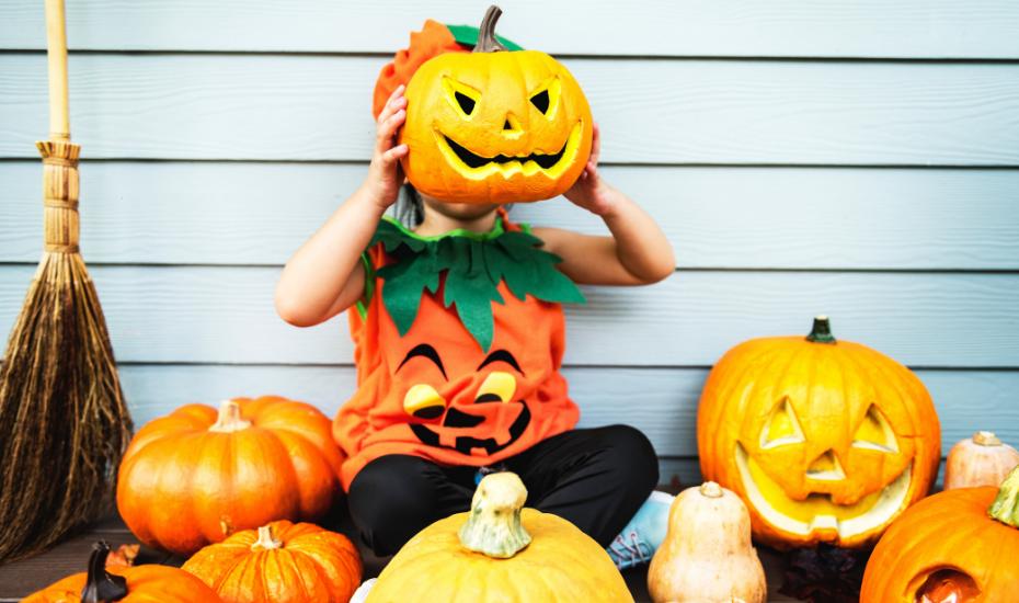 Fiesta de Hallowen para niños