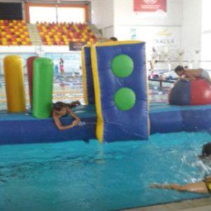 Fiestas infantiles en piscina.