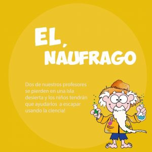 Fiesta temática de cumpleaños con Ciencia en Málaga