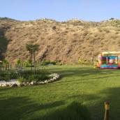 Finca Mena - Jardín