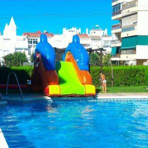 Funny Park - Hinchable acuático