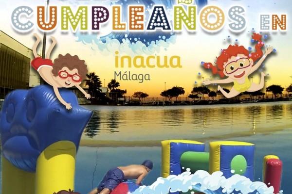 Información cumpleaños en piscina inacua