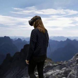 Fiestas de cumpleaños celebradas con juego de realidad virtual.