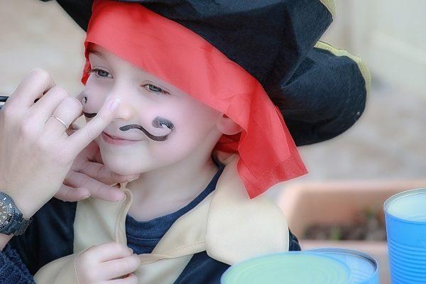 Juegos infantiles de piratas