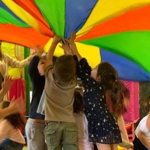 Juegos para fiestas infantiles de cumpleaños.