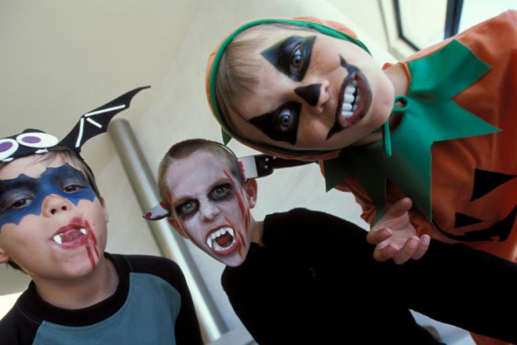 Juegos para fiesta de Halloween con niños