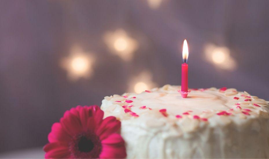 La tradición del cumpleaños
