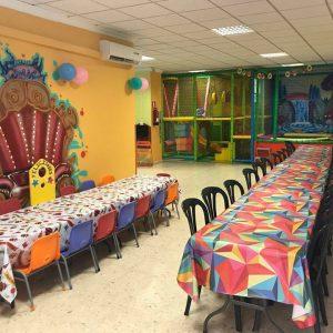 Local de celebraciones FiestaPark