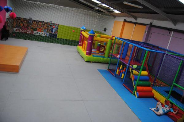 Local de cumpleaños para niños en el Viso