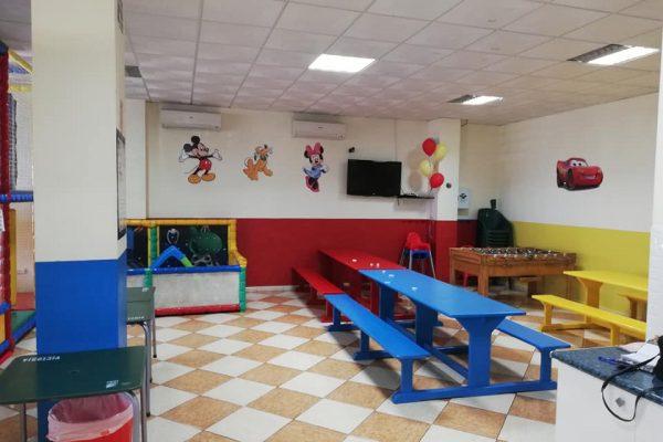 Local para cumpleaños y celebraciones de niños Fuengirola