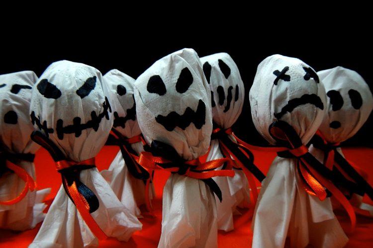 Lollipops para Halloween