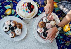 Mesa de dulces - Cumpleaños infantil
