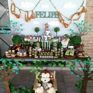 "Mesa dulce para cumpleaños ""Sweet Cakes Málaga"""