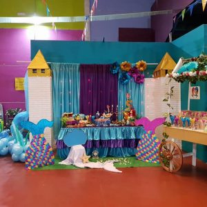 Mesa dulce de la Sirenita