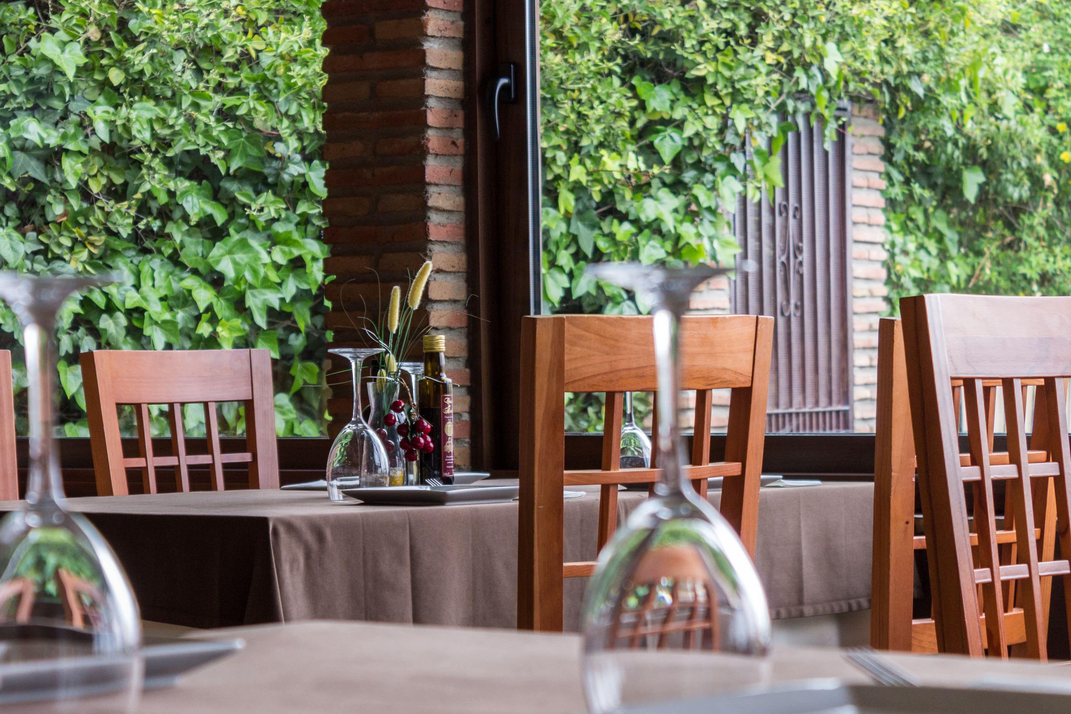 Mesas El Reservado Restaurante