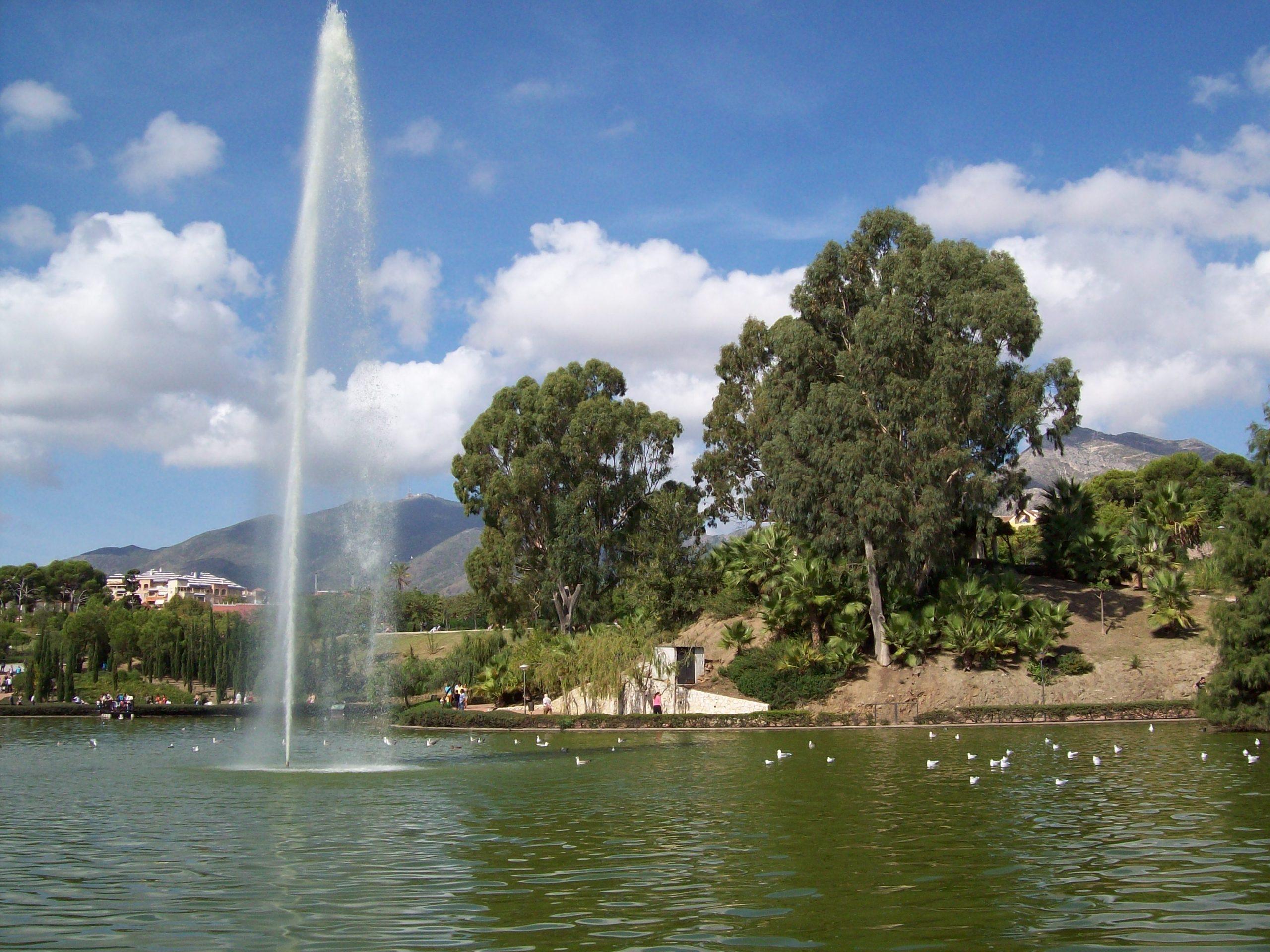 Parque de la Paloma, Benalmádena.