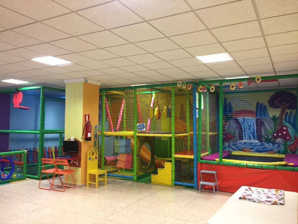 Parque infantil FiestaPark Fuengirola