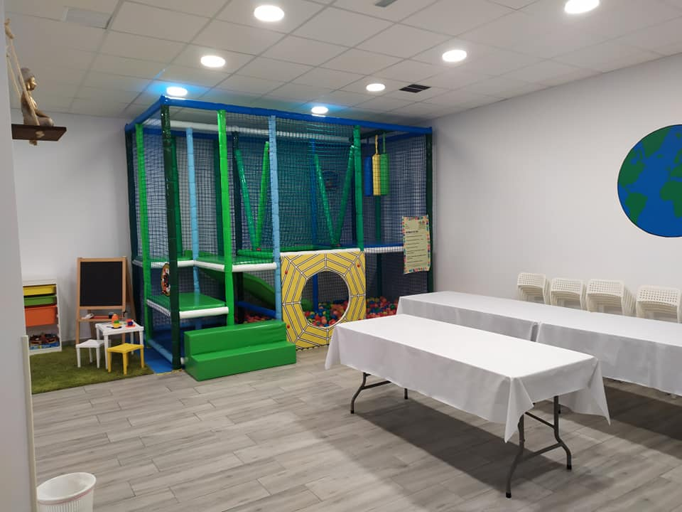 Parque infantil Mi Mundo Celebraciones
