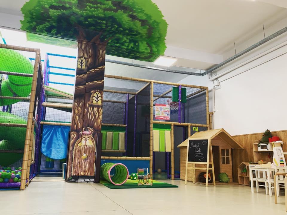 Parque infantil Mumy Park