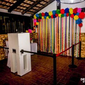 Photocall, Fotomatón para fiestas de Delicado Eventos