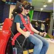 Realidad Virtual cumpleaños Torre del mar