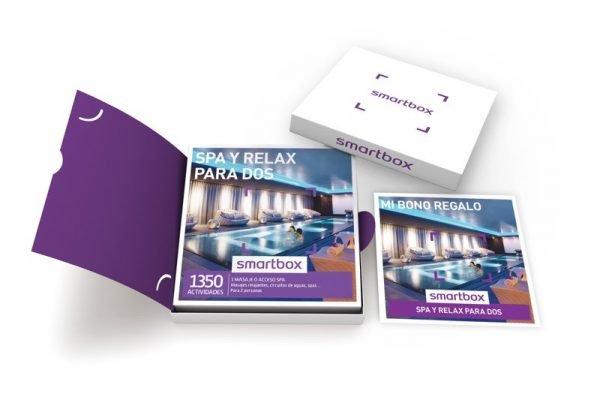 SmartBox Spa y Relax para personas