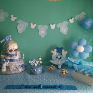 SugarPink Decoración BabyShower