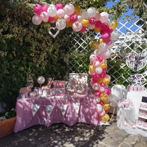 SugarPink Eventos Decoración de cumpleaños