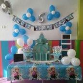 Sugarpink Cumpleaños de Frozen