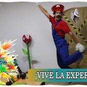 Súper Mario en EduCreativo